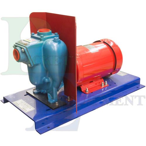 Jet fuel pump