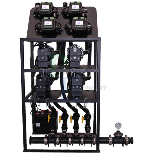 """Dura-ABS Auto-Batch Direct Injection System, 3"""" Plumbing"""
