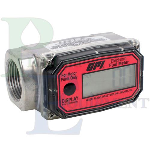 """1"""" Digital Fuel Meter (Display in Liters)"""