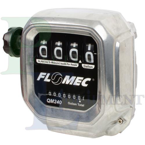 """1"""" Mechanical Fuel Meter"""