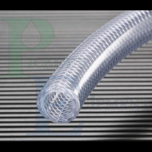 Clearbraid Reinforced PVC Hose