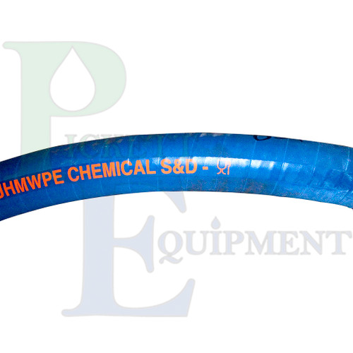 """1-1/2"""" ID Chemical S&D 240 PSI Hose"""