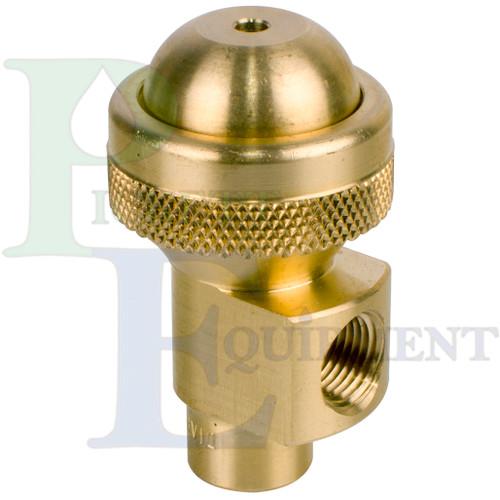 Brass Diaphragm Check Valve (4666B-BR)