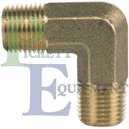 Brass 90º Male Elbow