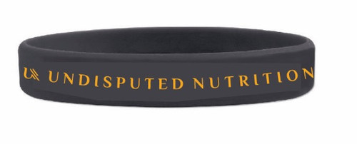 Undisputed Nutrition Wristband
