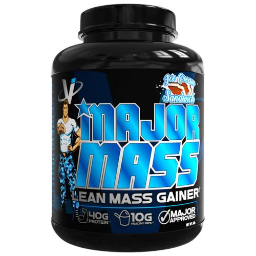 MAJOR MASS™ Lean Mass Gainer Ice Cream Sandwich