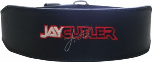 "4"" Leather Jay Cutler Signature Belt   100% Genuine Leather! The Schiek Advantage Is Your Advantage!"