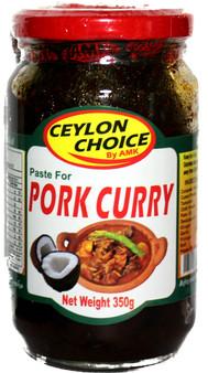 Ceylon Choice Pork Curry Mix 350g