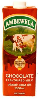 AMBEWELA  Chocolate Flavoured Milk 1000 ml
