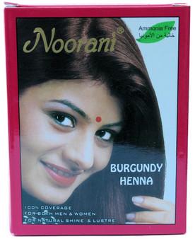 Noorani Burgundy Henna