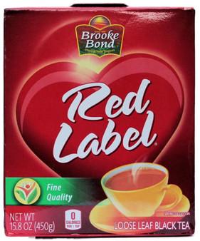 Brooke Bond Red Label Loose Tea 450g