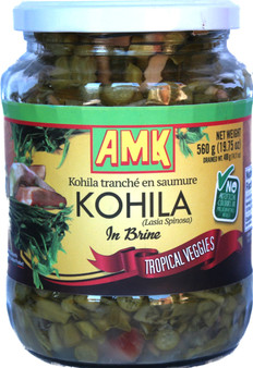 AMK kohilla With Dalu