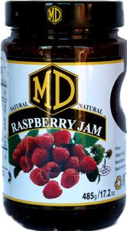 MD Raspberry Jam 485g
