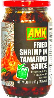 AMK Fried Shrimp In Tamarind Sauce 200g