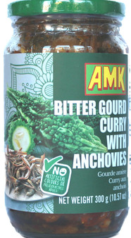 AMK Bitter Gourd Curry With Anhovies 300g