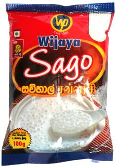 Wijaya Sago Seeds 100g