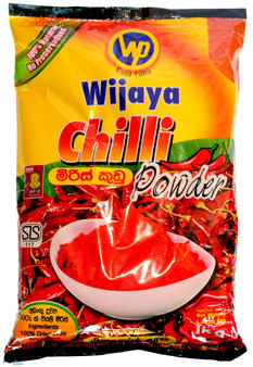 Wijaya Chili Powder  2.2lb/1kg