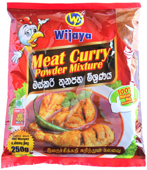 Wijaya Meat Curry Powder 250g