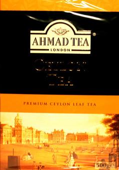 AHMAD Premium Ceylon leaf tea 454g