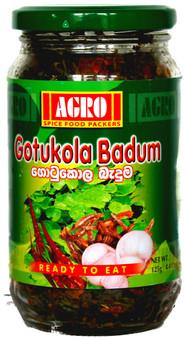 Agro Gotukola Badum 125g