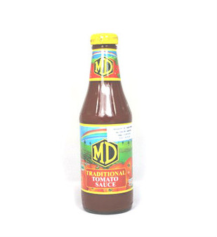MD Tomato Sauce 400g