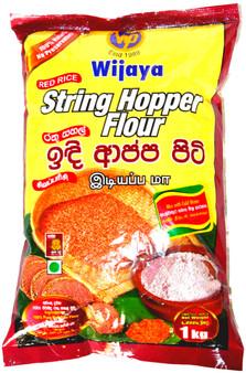 Wijaya Red Rice Flour String hopper Mix 1kg