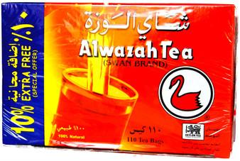 Alwazah Black 100 Tea Bags