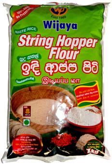 Wijaya White rice Flour String hopper Mix 1lg