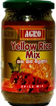 Agro Yellow Rice Mix 375g