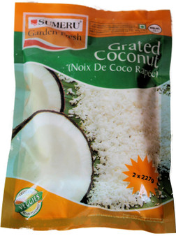 Grated Coconut  227g x2 -IN STORE PICK UP ONLY