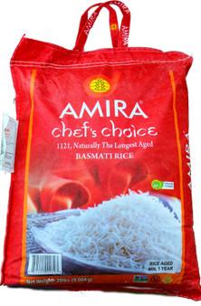 AMIRA Chef's Choice Basmati Rice 20 lb
