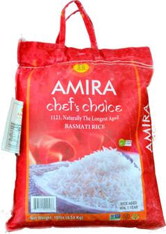 AMIRA Chef's Choice Basmati Rice 10lb
