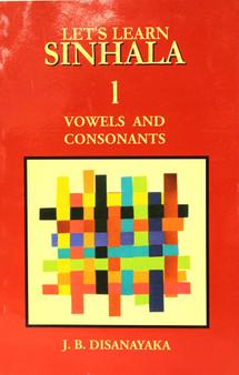 Let's Learn Sinhala Vol 1