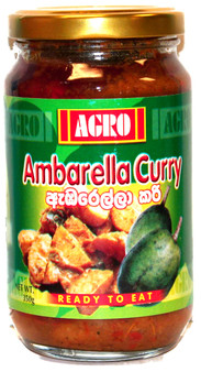 Agro Amberella Curry 375g