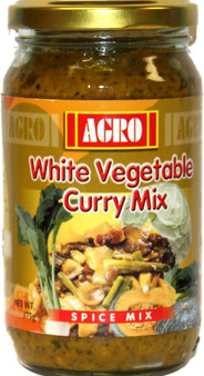 Agro White Vegetable Curry Mix 375g