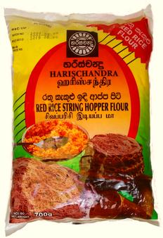Harischandra Red String hopper Flour Mix 700g