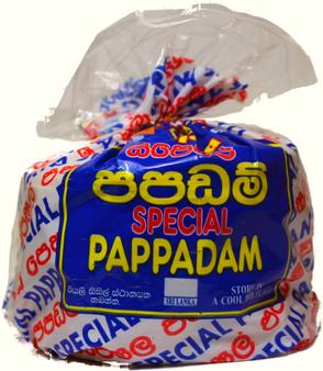 Wijaya Special Papadam 1kg