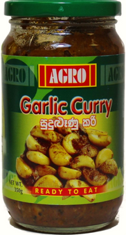 Agro Garlic Curry 350g
