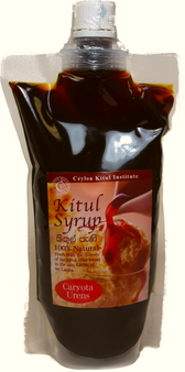 Pure Kitul Syrup 500g