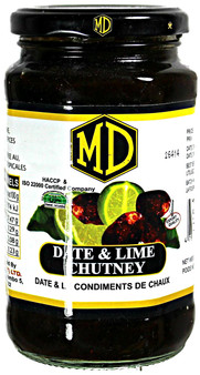 MD Date & Lime Chutney 454g