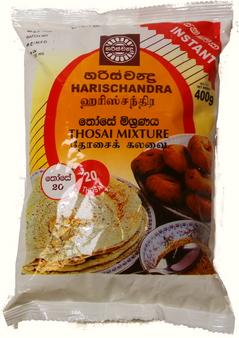Harischandra Thosai Mix 400g