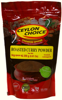 Ceylon Choice Roasted Curry Powder 250g