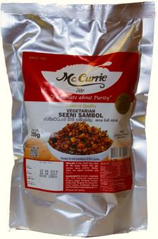 Mc Currie Vegetarian Seeni Sambol 350g