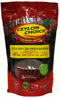 Ceylon Choice Crushed Pepper 250g