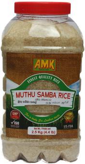 AMK Muthu Samba 2.5kg