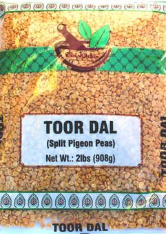 Desi Kitchen Toor Dal 2lb