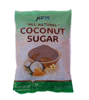 Jans Coconut Sugar 200g