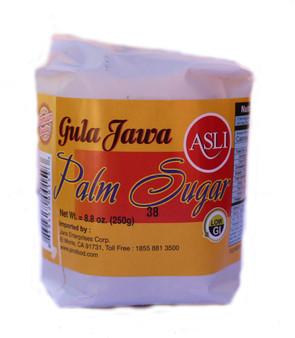 Alsi Palm Sugar (Gula Jawa) 250g