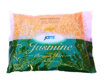 jans Jasmine Brown  Rice 1LB