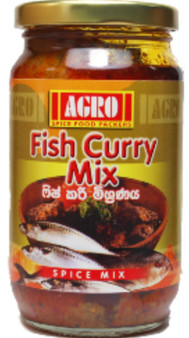 Agro Fish Curry Mix 375g